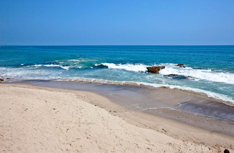 Topanga Beach
